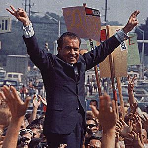 Richard Nixon Campaign Quotes Quotesgram