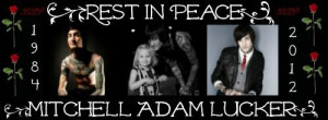 Mitch Lucker and Kenadee Lucker