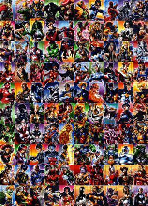 Marvel Greatest Heroes Full...