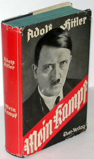 Second Volume of Hitler's Book 'Mein Kampf' is Published