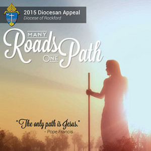 Prayerfully consider your gift to the Diocesan Appeal that helps us to