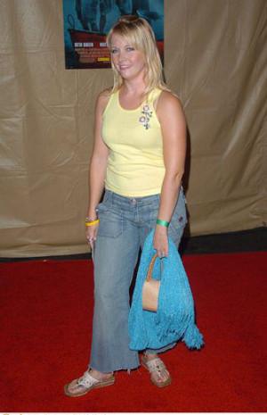 Melissa Joan Hart Shows Off