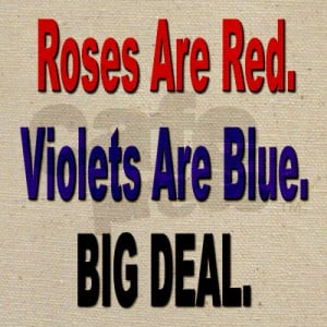 Snarky Valentines Quotes Page
