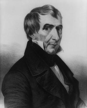 William Henry Harrison,