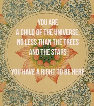 art quote hippie hipster universe hippy meditation buddhism buddhist ...