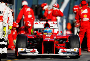 Ferrari Quotes 2012 Australian GP