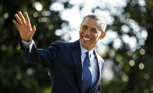 Barack Obama made history in 2008 when he was elected the first black ...