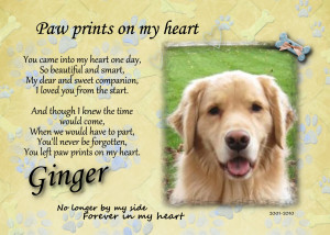 Displaying 18> Images For - Dog Loss Poems...