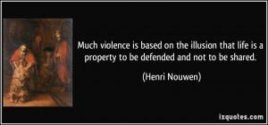 More Henri Nouwen Quotes