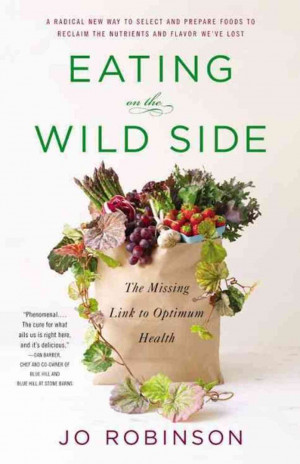 Eating On The Wild Side:' A Field Guide To Nutritious Food