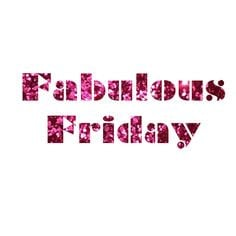 ... Fabulous Bloggers? Fabulous Quotes? It's all random and all Friday