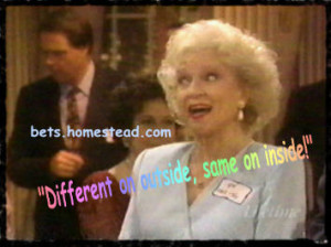 Rose Nylund is Kim Fung-Toi!