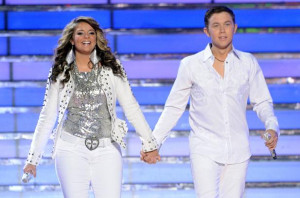 Scotty McCreery Makes Historic Start, Lauren Alaina Bows On Country ...
