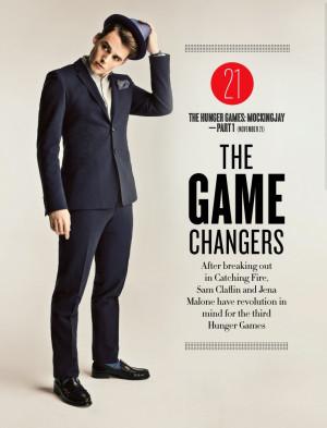Sam Claflin and Jena Malone Talk Mockingjay With Empire Magazine