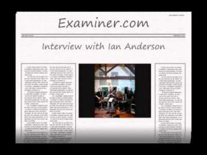 Ian Anderson Talks Jethro