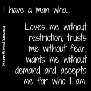 Have a Man Who…