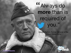 quotes Greatest General, Military History, General George Patton ...