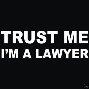 3dRose tm_195612_1 Trust Me Im Almost a Attorney Fun Law Humor Funny ...