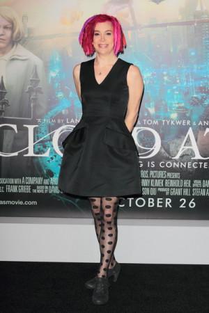 Lana Wachowski...