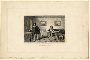 ... 1799-1865). Washington Allston ; engravings. (24 x 16.5 cm). No date