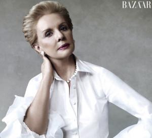 Carolina Herrera Talks Dressing Jackie O., Andy Warhol Modeling & Her ...