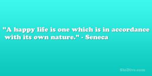 Seneca Quote