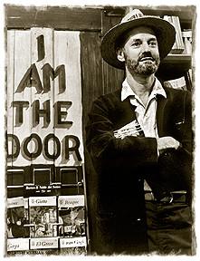 Lawrence Ferlinghetti.