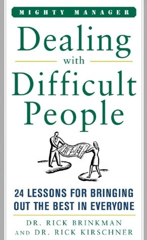 Dealing With Difficult People [NOOK Book]