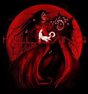 Hellsing OVA ULTIMATE Alucard by DeathTempler