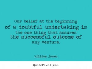 Undertaking Quotes
