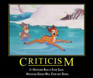 Constructive Criticism: Can Our Kids Handle It? at #DadChat