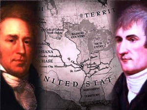 William Clark and Meriwether Lewis Expedition