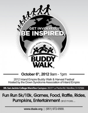 ... www menifee247 com 2012 09 buddy walk promotes awareness of downs html