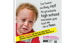 This Terrible Subway Ad Will Not Prevent Teen Pregnancy