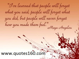 Maya Angelou Quotes - Women, Courage, Inspirational Quotes