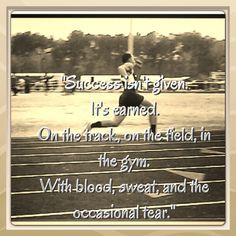 Track And Field Quotes For Sprinters Track field. running sprinting