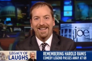 Morning Joe Chuck Todd