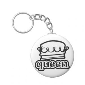 Queen - Queens Crown Key Chain