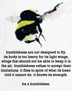 bumblebee quotes - Google Search