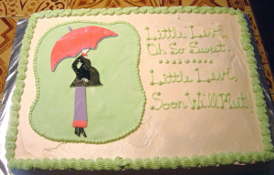 Baby Shower Cakes Sayings