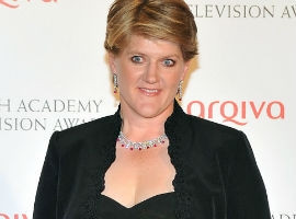 Clare Balding Turns To Lily Allen After Newspaper Fabricates 'Lesbian ...