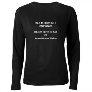 funeral director t shirts http www cafepress com mf 83173818 funeral ...