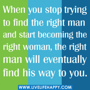 christian quotes about waiting for the right guy