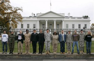 Troops buck historical trend by saying gays OK