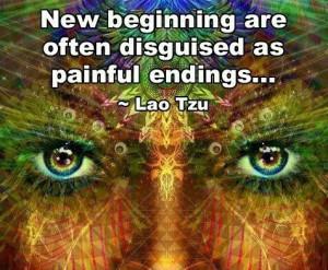 New beginnings...