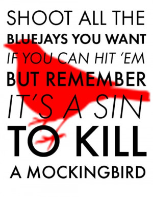 To kill a mockingbird theme quotes with page numbers