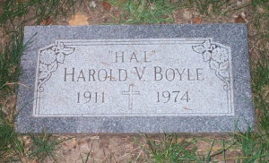Hal Boyle Pictures