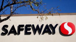 ... Safeway for about $. billion, beating out rival grocery store chain