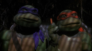 Top 10 Teenage Mutant Ninja Turtles Movie Quotes | 1990
