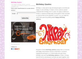 Additional websites, related to Tagalog Birthday Quotes Sayings :